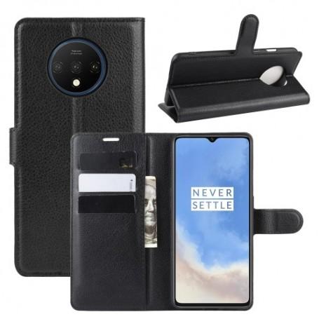 OnePlus 7T musta suojakotelo