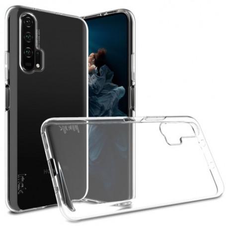 Huawei Honor 20 Pro ultra ohuet läpinäkyvät kuoret