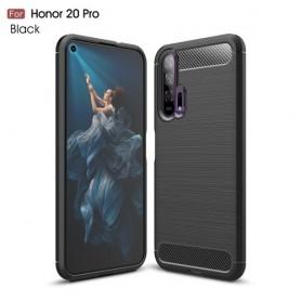 Huawei Honor 20 Pro musta suojakuori