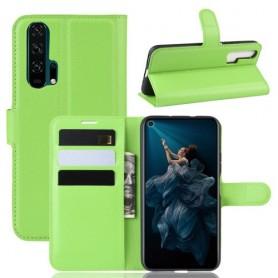 Huawei Honor 20 Pro vihreä suojakotelo