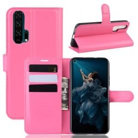 Huawei Honor 20 Pro pinkki suojakotelo