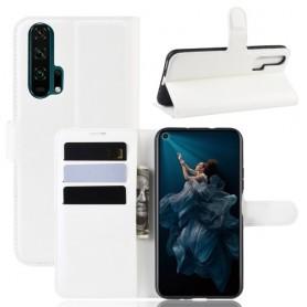 Huawei Honor 20 Pro valkoinen suojakotelo