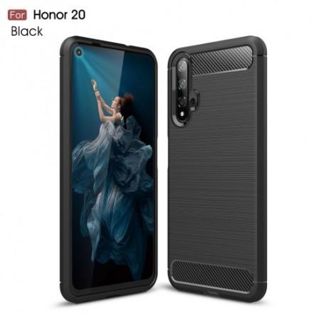 Huawei Honor 20 / Nova 5T musta suojakuori