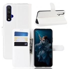 Huawei Honor 20 / Nova 5T valkoinen suojakotelo