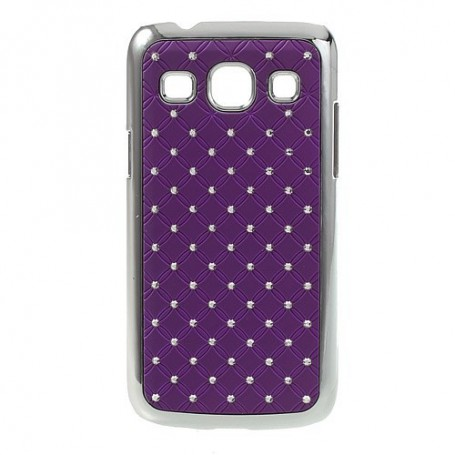 Galaxy Core Plus violetit luksus kuoret