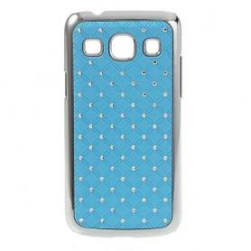 Galaxy Core Plus vaaleansiniset luksus kuoret
