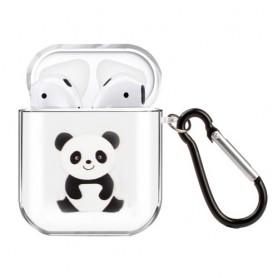 AirPods kotelon suojakuori panda