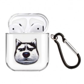 AirPods kotelon suojakuori koira