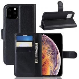 iPhone 11 Pro Max musta suojakotelo