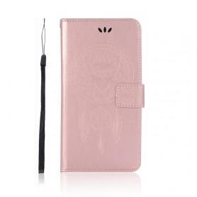 Huawei Honor 20 Lite ruusukulta unisieppari suojakotelo