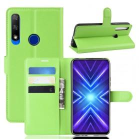 Huawei Honor 9X / Huawei P Smart Pro vihreä suojakotelo