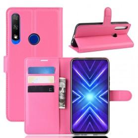 Huawei Honor 9X / Huawei P Smart Pro pinkki suojakotelo