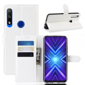 Huawei Honor 9X / Huawei P Smart Pro valkoinen suojakotelo