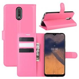 Nokia 2.3 pinkki suojakotelo