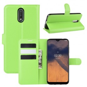 Nokia 2.3 vihreä suojakotelo