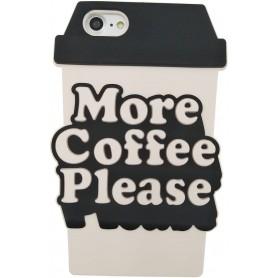 Apple iPhone 6/6s/7/8 kahvi suojakuori
