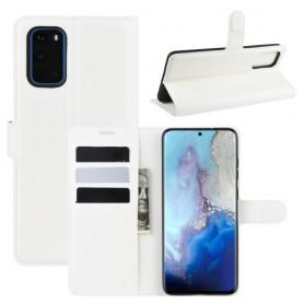Samsung Galaxy S20 valkoinen suojakotelo