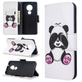 Nokia 6.2 / 7.2 panda suojakotelo