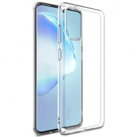 Samsung Galaxy S20 Plus ultra ohuet läpinäkyvät kuoret