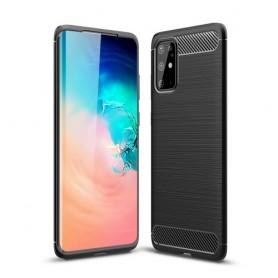Samsung Galaxy S20 Plus musta suojakuori