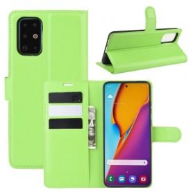 Samsung Galaxy S20 Plus vihreä suojakotelo