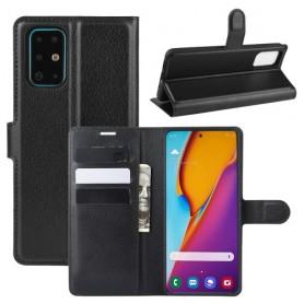 Samsung Galaxy S20 Plus musta suojakotelo