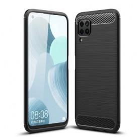 Huawei P40 Lite musta suojakuori