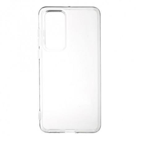 Huawei P40 läpinäkyvä suojakuori.