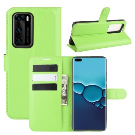 Huawei P40 vihreä suojakotelo