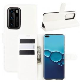 Huawei P40 valkoinen suojakotelo