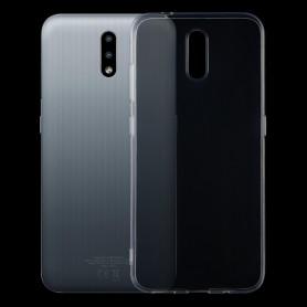 Nokia 2.3 ultra ohuet läpinäkyvät kuoret