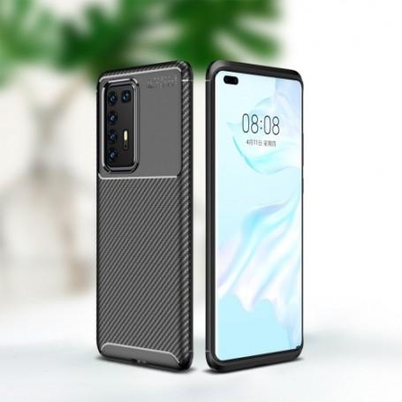 Huawei P40 Pro musta suojakuori