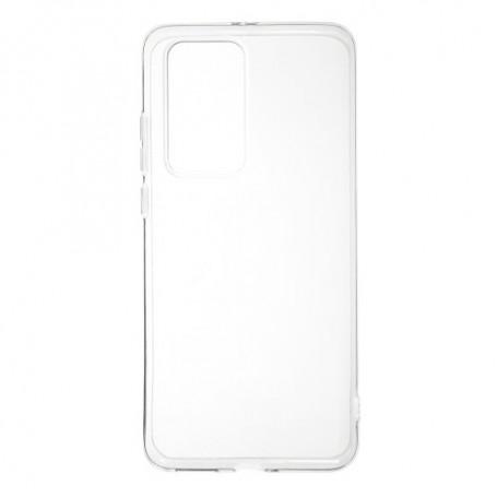 Huawei P40 Pro läpinäkyvä suojakuori.