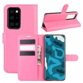 Huawei P40 Pro pinkki suojakotelo