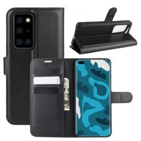 Huawei P40 Pro musta suojakotelo