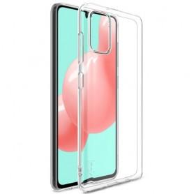 Samsung Galaxy A41 ultra ohuet läpinäkyvät kuoret