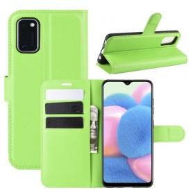 Samsung Galaxy A41 vihreä suojakotelo