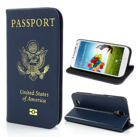 Galaxy S4 USA:n passi puhelinkotelo