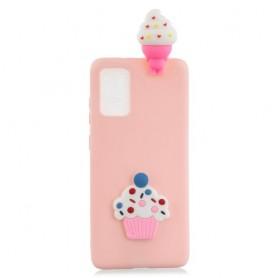 Samsung Galaxy A41 jäätelö suojakuori
