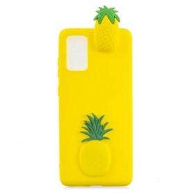 Samsung Galaxy A41 ananas suojakuori