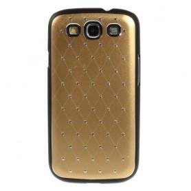Galaxy S3 kullan väriset luksus kuoret