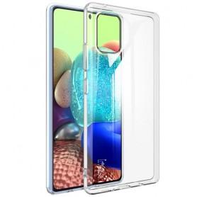 Samsung Galaxy A51 5G ultra ohuet läpinäkyvät kuoret
