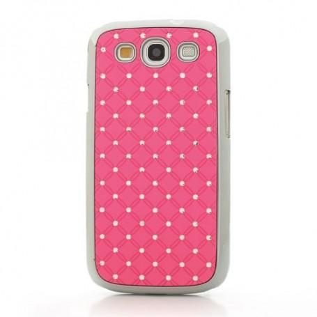 Galaxy S3 pinkit luksus kuoret