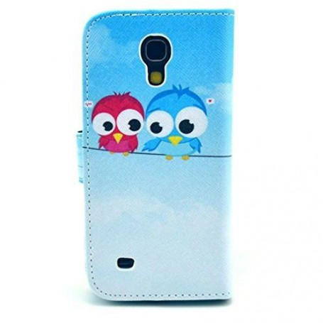 Galaxy S4 söpöläiset puhelinlompakko