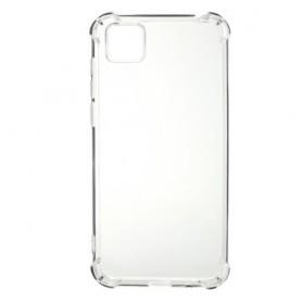Huawei Y5P läpinäkyvä suojakuori.