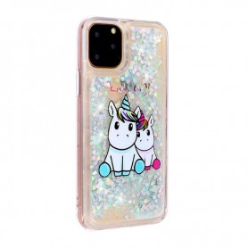 iPhone 11 glitter hile yksisarvinen suojakuori