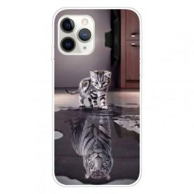iPhone 11 Pro kissa suojakuori
