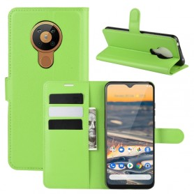Nokia 5.3 vihreä suojakotelo