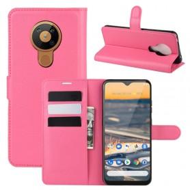 Nokia 5.3 pinkki suojakotelo