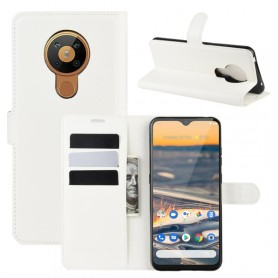 Nokia 5.3 valkoinen suojakotelo